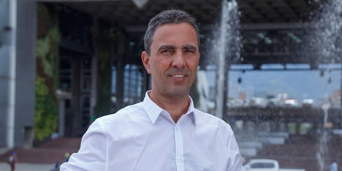 """Para superar la contingencia de Hidroituango falta camino por recorrer"": Jorge Londoño"