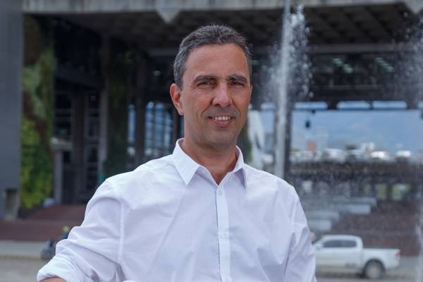 Jorge Londoño, gerente EPM