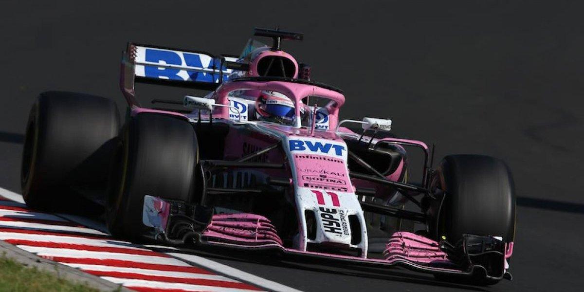 Force India podrá competir en Bélgica pero iniciará de cero
