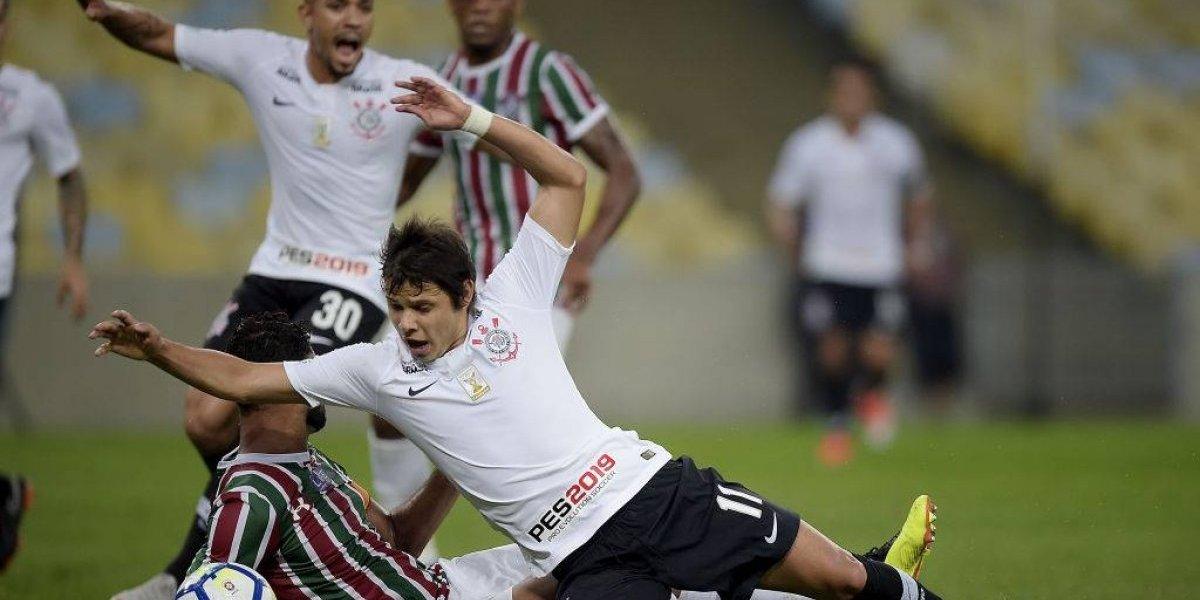 Corinthians vuelve a perder y multiplica sus dudas para la revancha ante Colo Colo