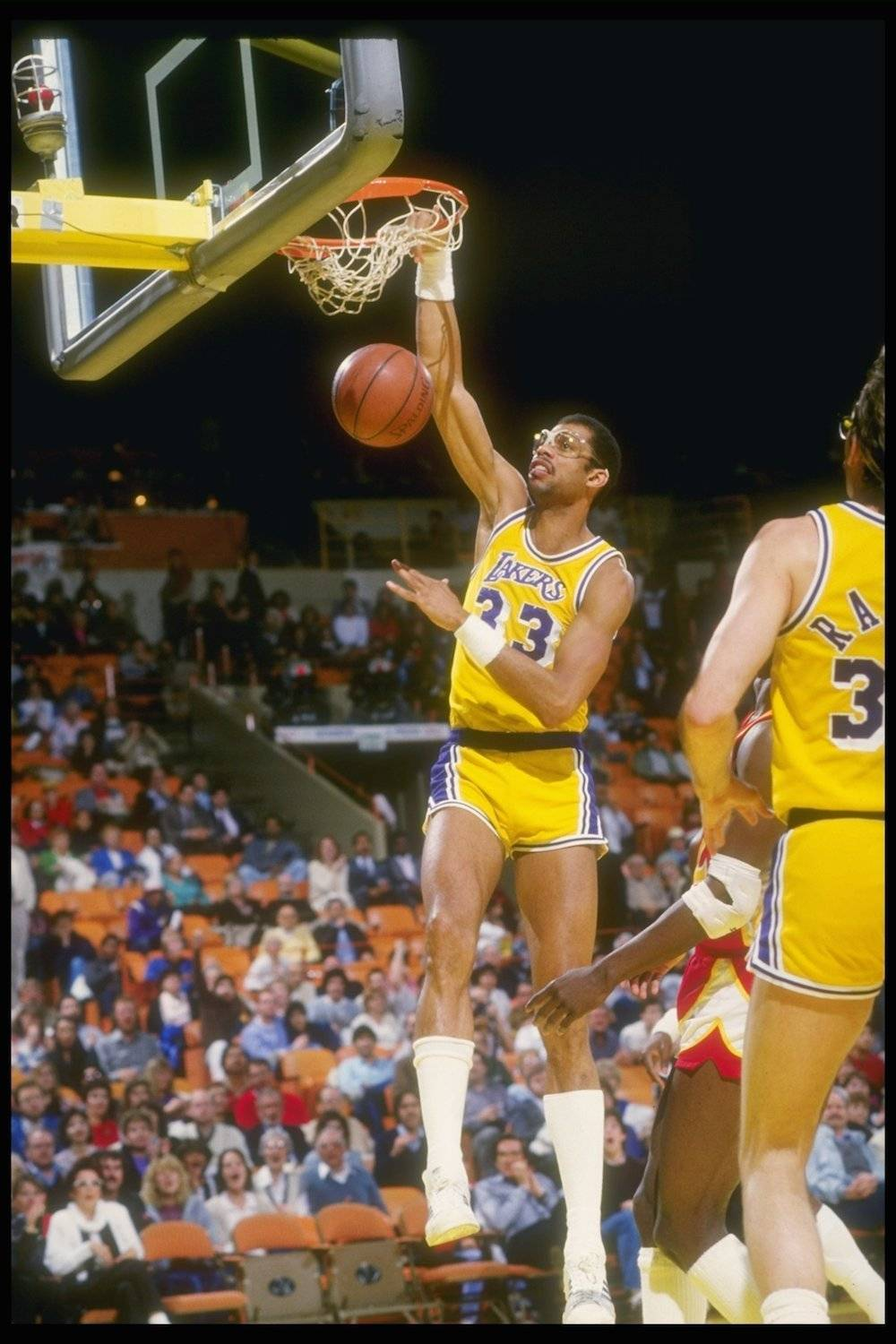 Kareem Abdul-Jabbar / Getty Images