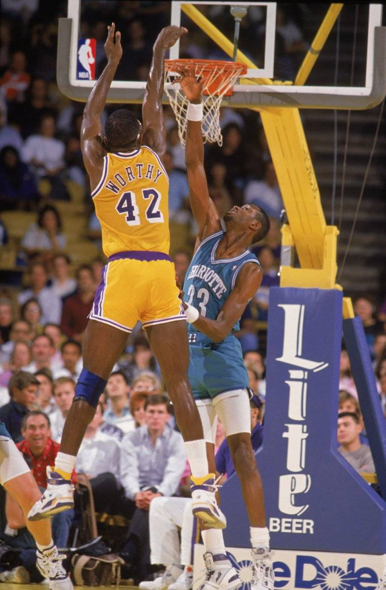 James Worthy / Getty Images