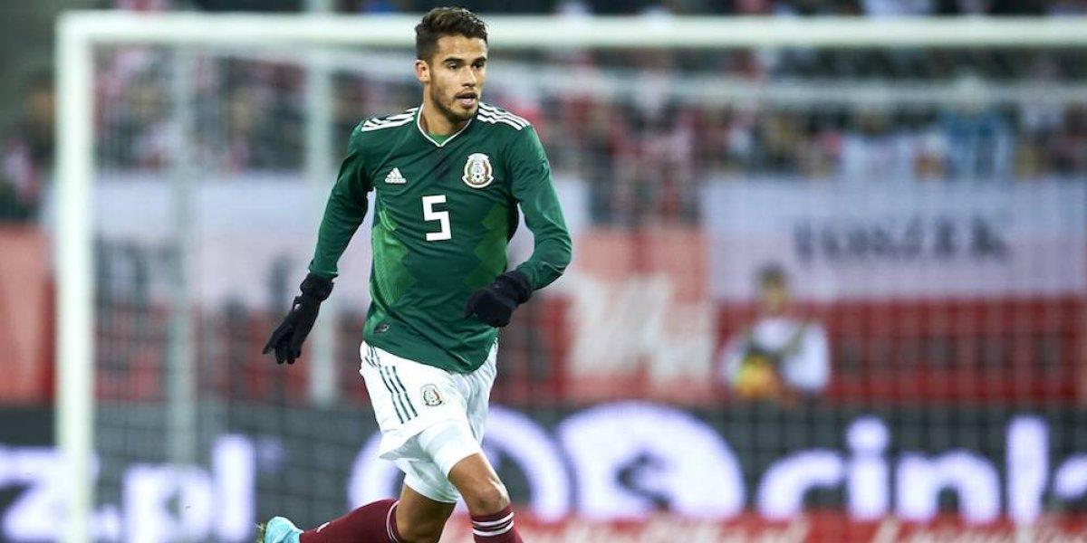 Diego Reyes ya viaja a Turquía para fichar con su nuevo club
