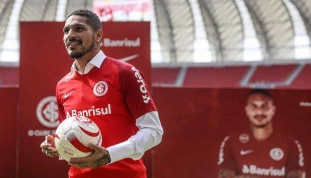 Guerrero había firmado contrato con el Internacional de Porto Alegre