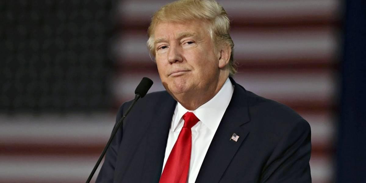 """La amenaza de Trump a quienes lo quieren destituir:  """"El mercado colapsaría"""""""