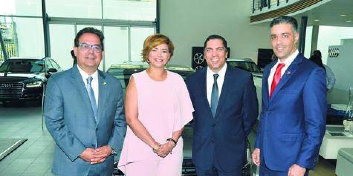 #TeVimosEn: Asociación La Nacional y Avelino Abreu, SAS  ofrecen 'Cóctel Audi Sedan Summer Sale'