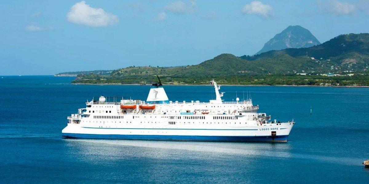Regresa al país la librería flotante más grande del mundo con actividades a bordo