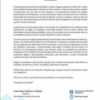 El CNE deja sin posibilidades de participación al movimiento MANA