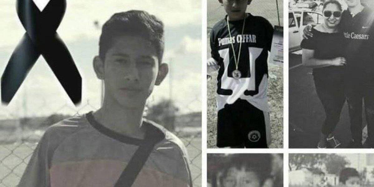 Muere jugador de tercera división de la Liga MX en medio de una balacera