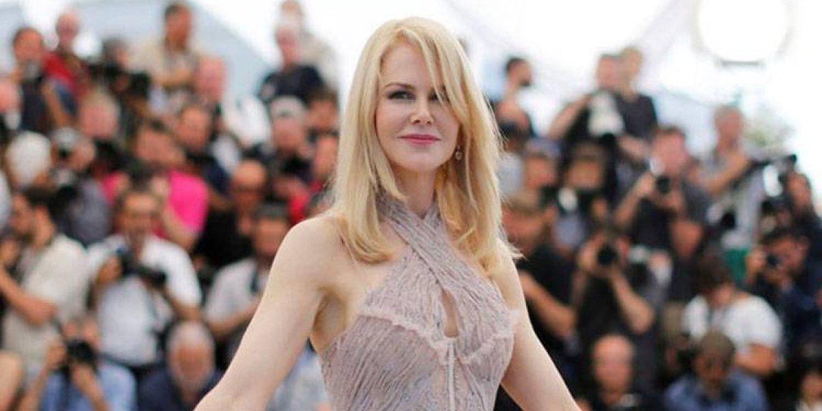 """Imposible reconocer a Nicole Kidman en las primeras imágenes de """"Destroyer"""""""