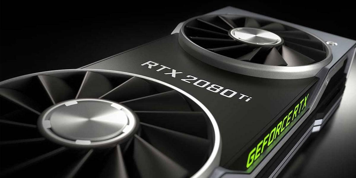 NVIDIA confirma que su RTX 2080 es 50% más rápida que la GTX 1080