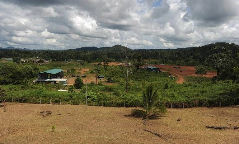 Caso Crucitas en Costa Rica