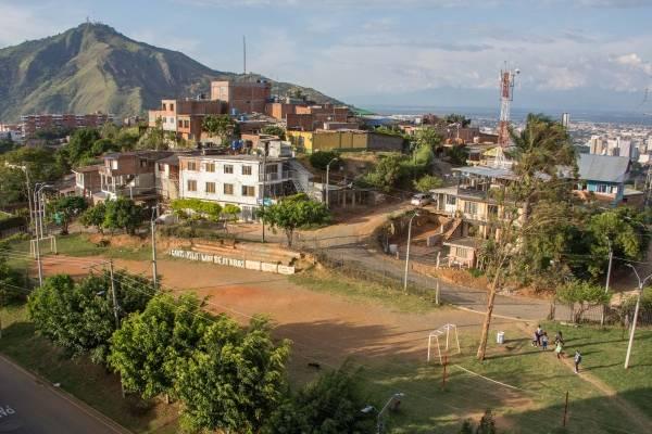 parque El Mortiñal