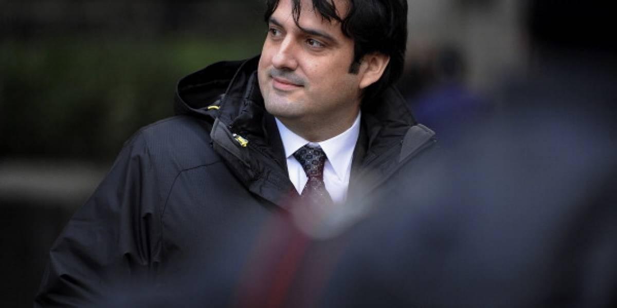 """Paul Ceglia agradece """"voluntad política"""" de Lenín Moreno de no extraditarle a EE.UU."""