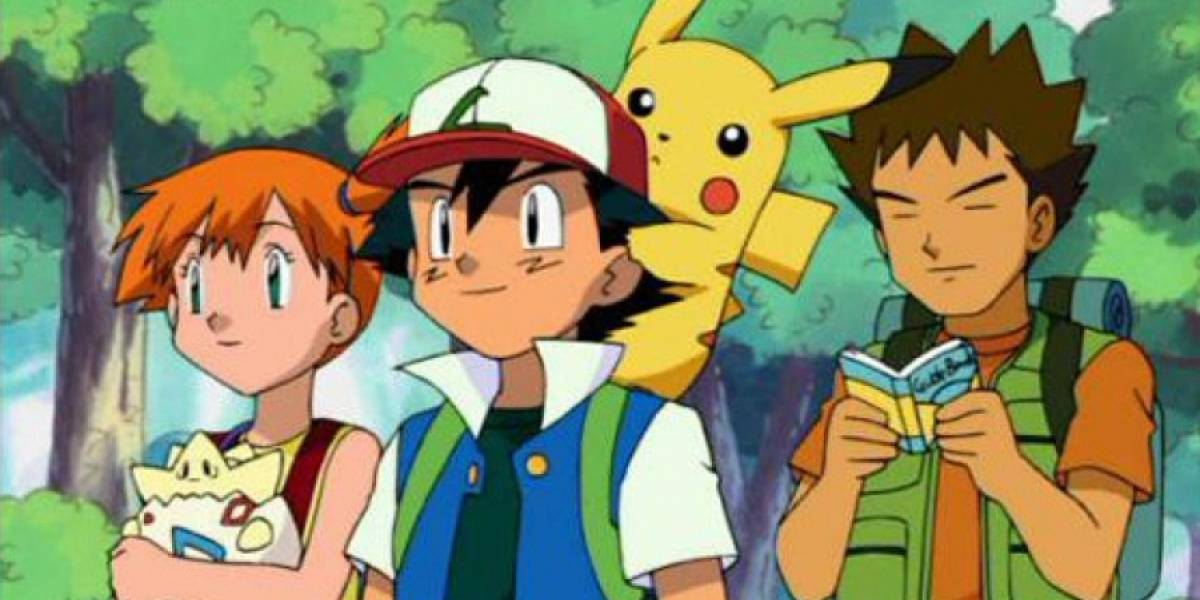 Twitch va a transmitir casi mil capítulos de Pokémon