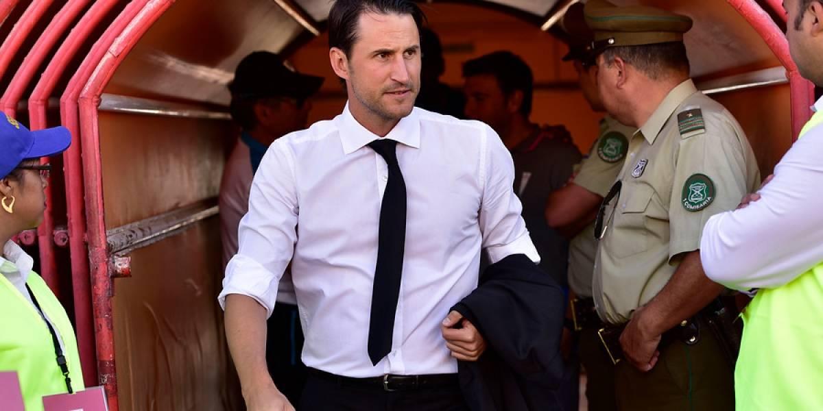 """Beñat San José no le teme al gran presente de Audax: """"Este tipo de partido nos viene bien"""""""