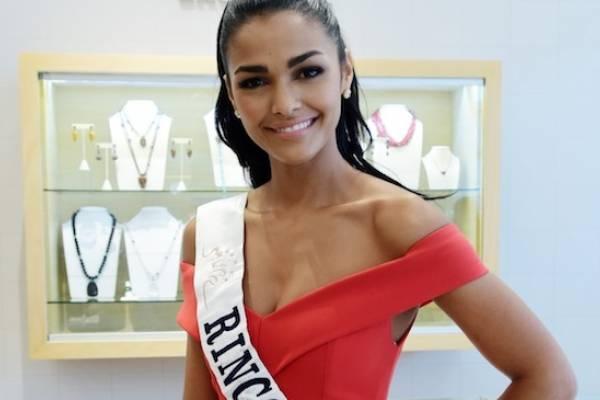 Kiara Ortega, Miss Universe Rincón 2018. Foto: Dennis A. Jones/ Metro P. R.