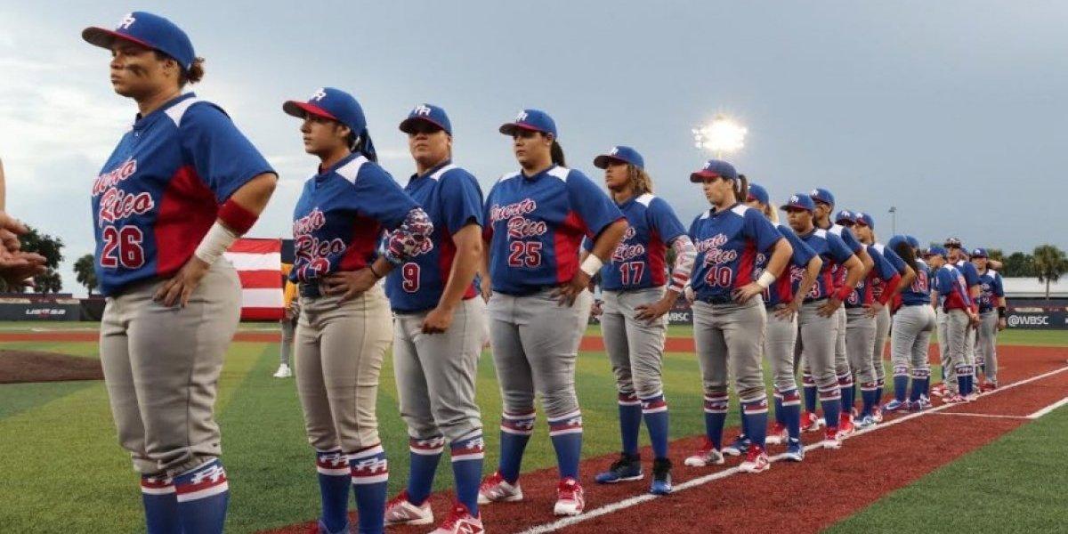 Puerto Rico cae vía nocáut en inicio del Mundial de Béisbol Femenino ... 70e2f212d0c