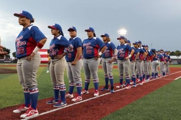 Puerto Rico cae vía nocáut en inicio del Mundial de Béisbol Femenino