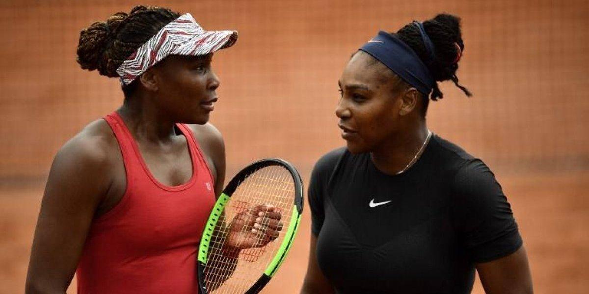 Serena y Venus Williams podrían toparse en la tercera ronda del US Open 2018