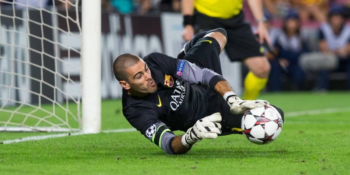 Víctor Valdes y su nueva faceta dentro del futbol