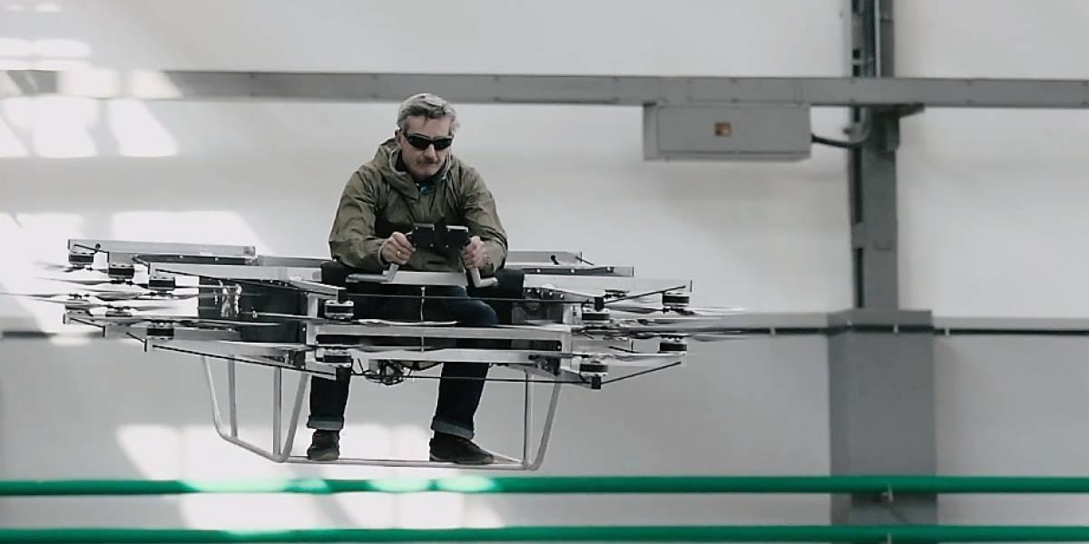 Autos, motos y vehículos voladores: esta es la nueva tecnología eléctrica rusa