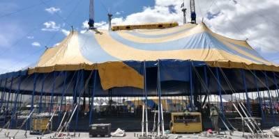 carpa circo del sol