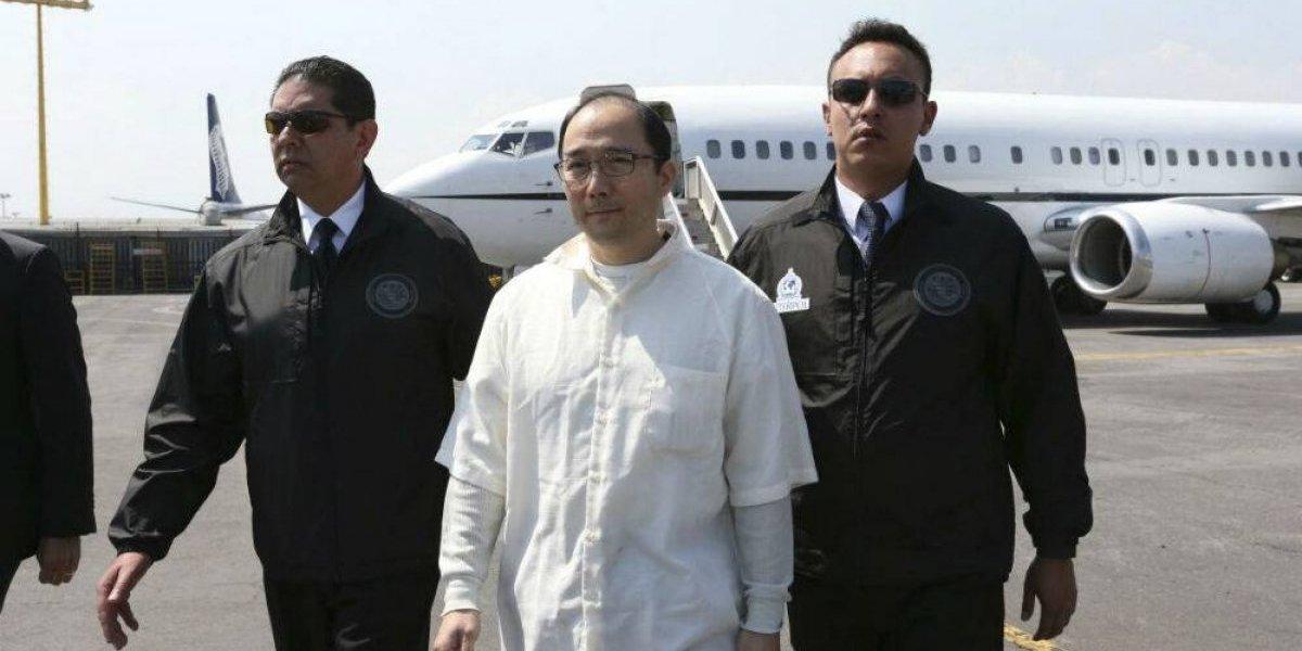 PGR cumple nueva orden de aprehensión contra Zhenli Ye Gon