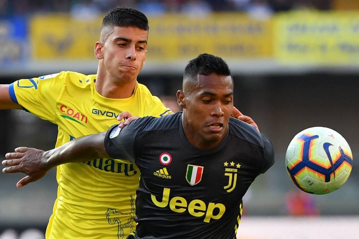 La Juventus viene de ganar en su visita al Verona