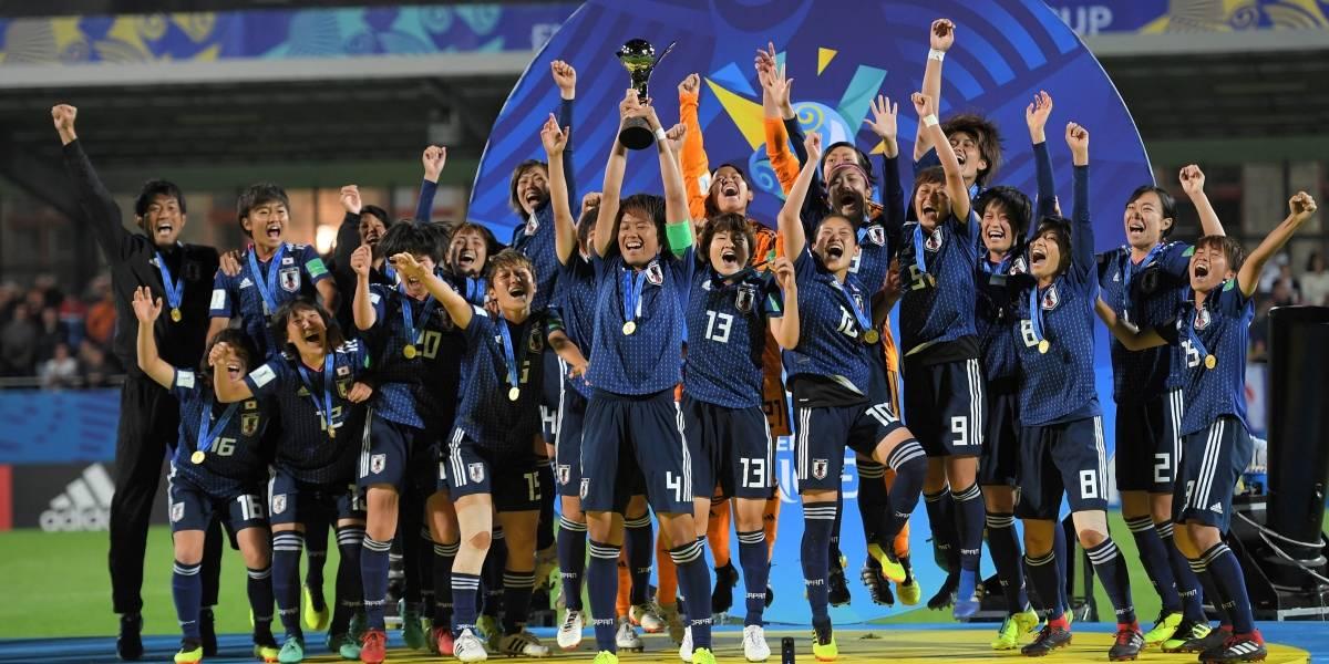 Japón conquista el Mundial Sub-20 femenino