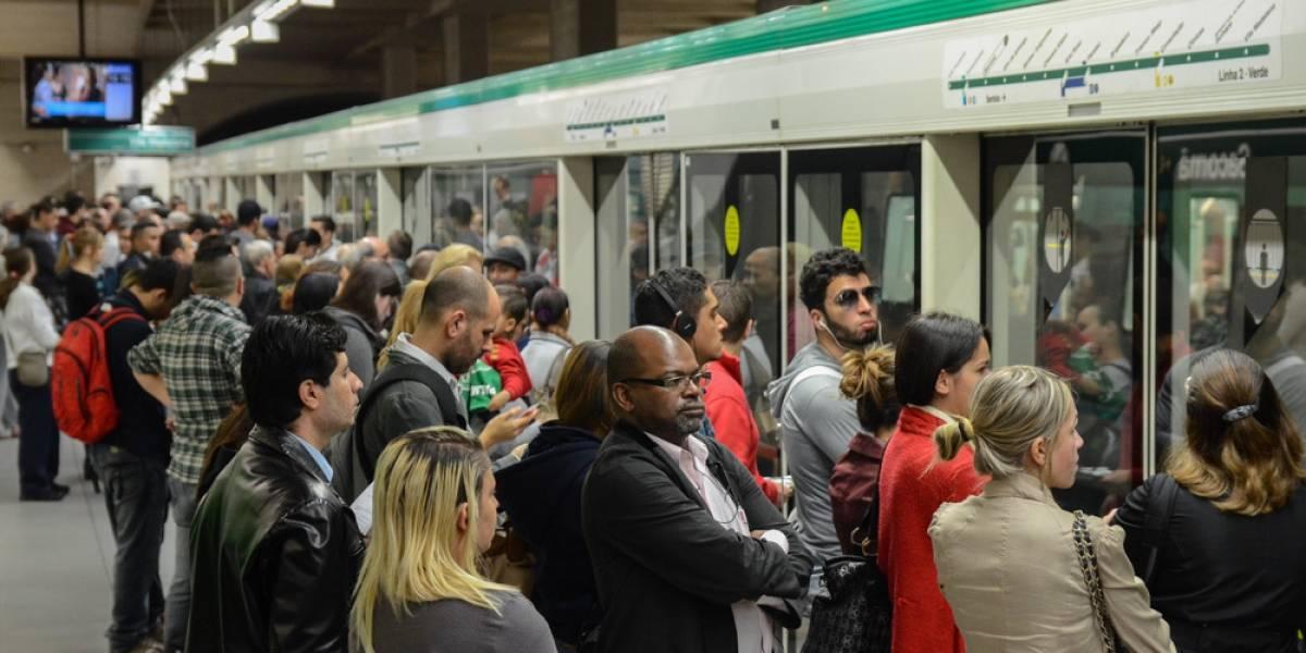 Projeto inicial de expansão da linha 2-Verde do Metrô tinha cinco estações a mais