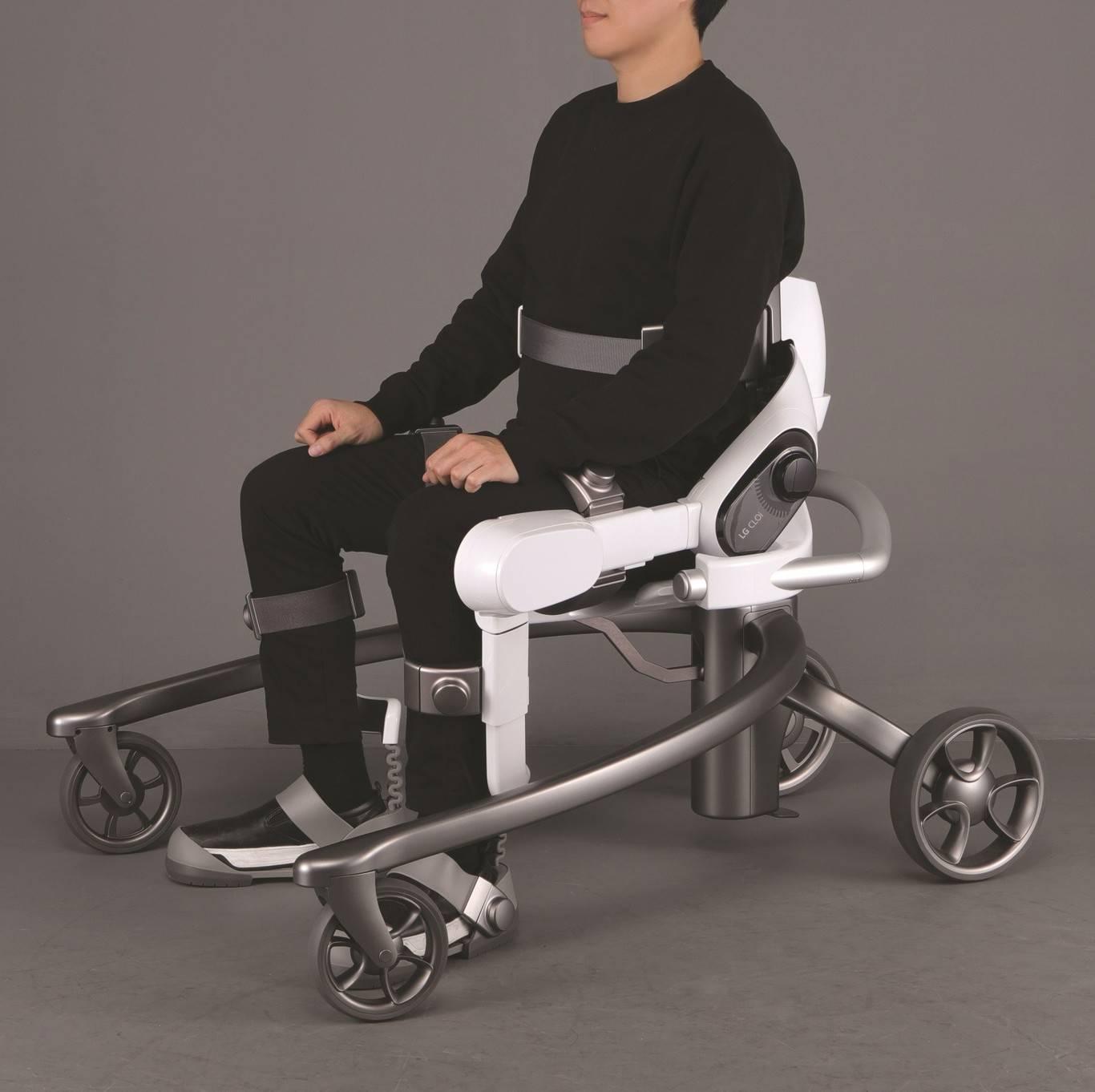 El nuevo exoesqueleto de LG potenciará las capacidades de tus piernas