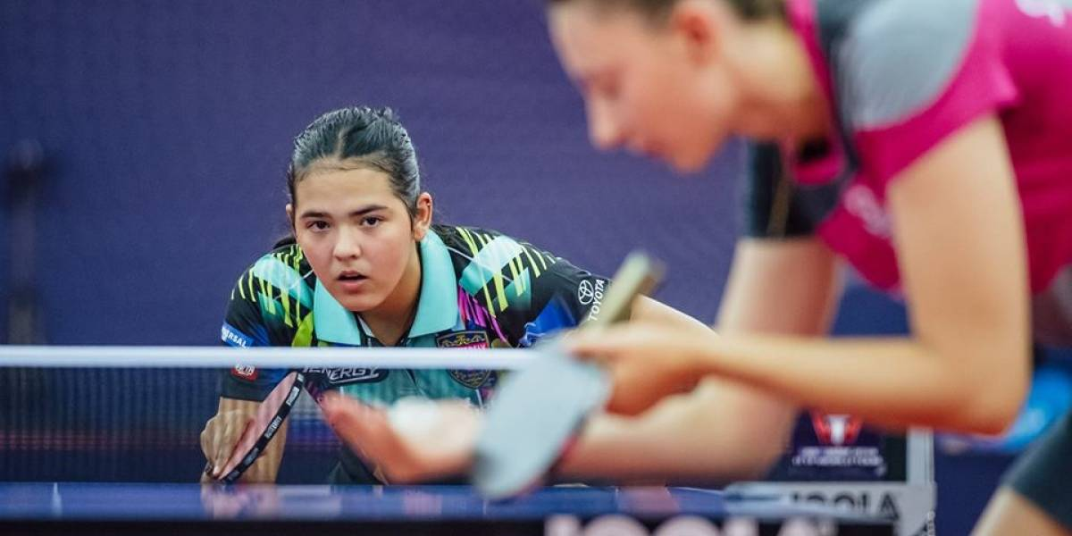 ¡Nervios de acero! Adriana Díaz entra a las mejores ocho en República Checa