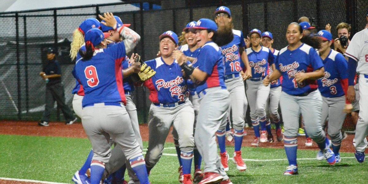 Primera victoria de las boricuas sobre China Taipéi en el mundial femenino
