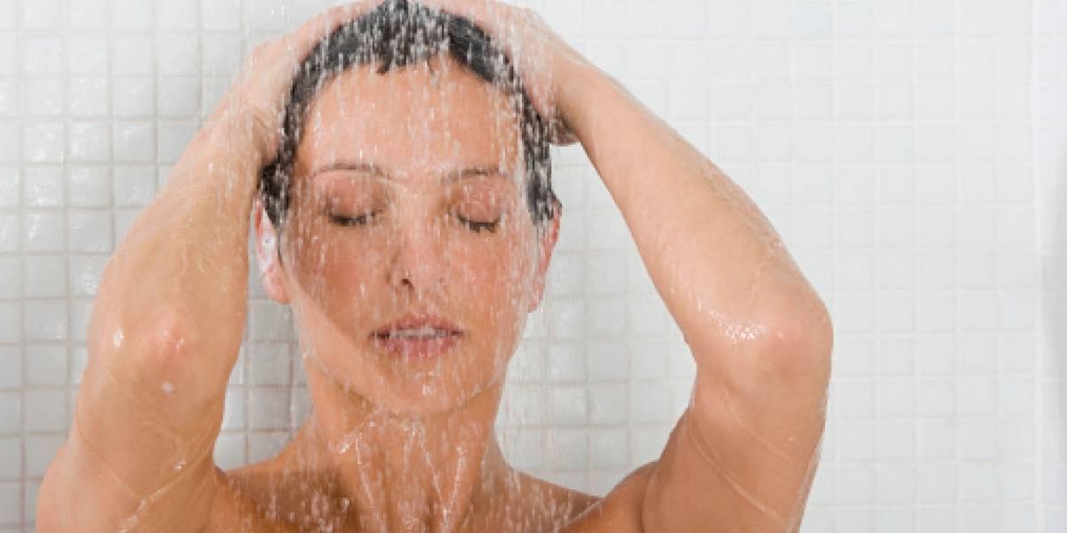 Bañarse con agua caliente podría provocarte un paro cardiaco