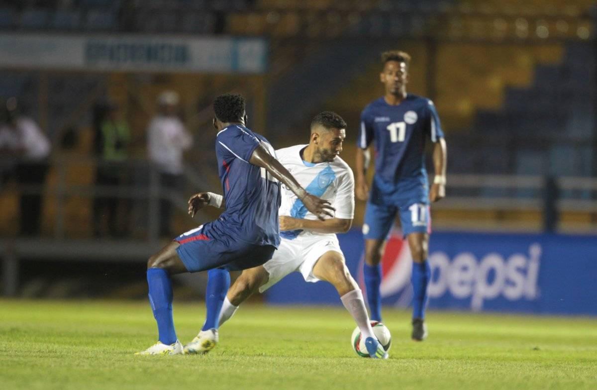 Guatemala ganó sus dos primeros juegos en su regreso