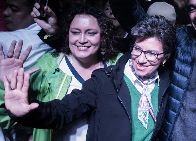 El mensaje de Claudia López a Bogotá por los resultados de la consulta anticorrupción