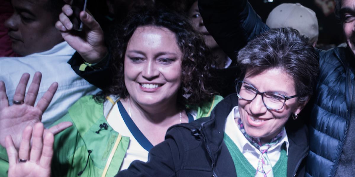 """Angélica Lozano contó cómo fue que """"salió del clóset"""""""