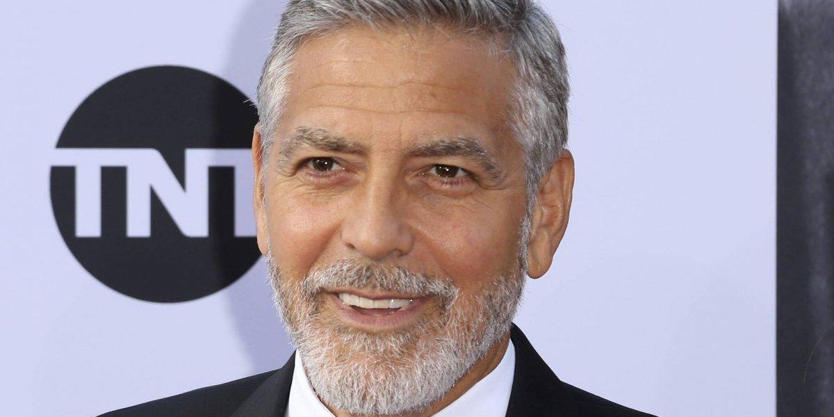 George Clooney lidera lista de Forbes de actores mejor pagados