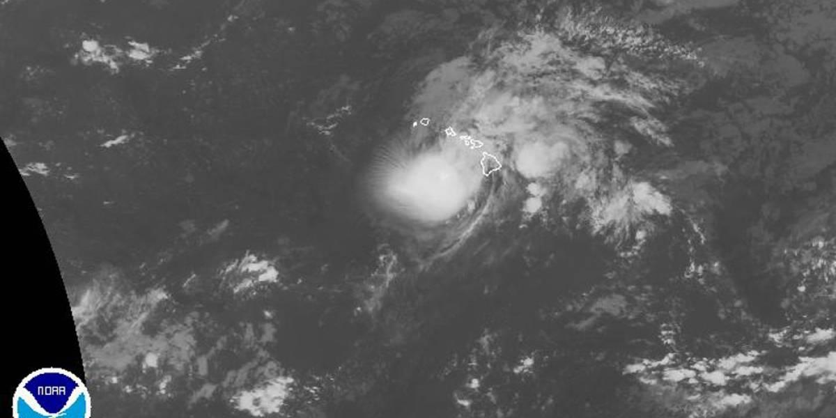 Las dramáticas imágenes que está dejando el huracán Lane en su paso por Hawaii