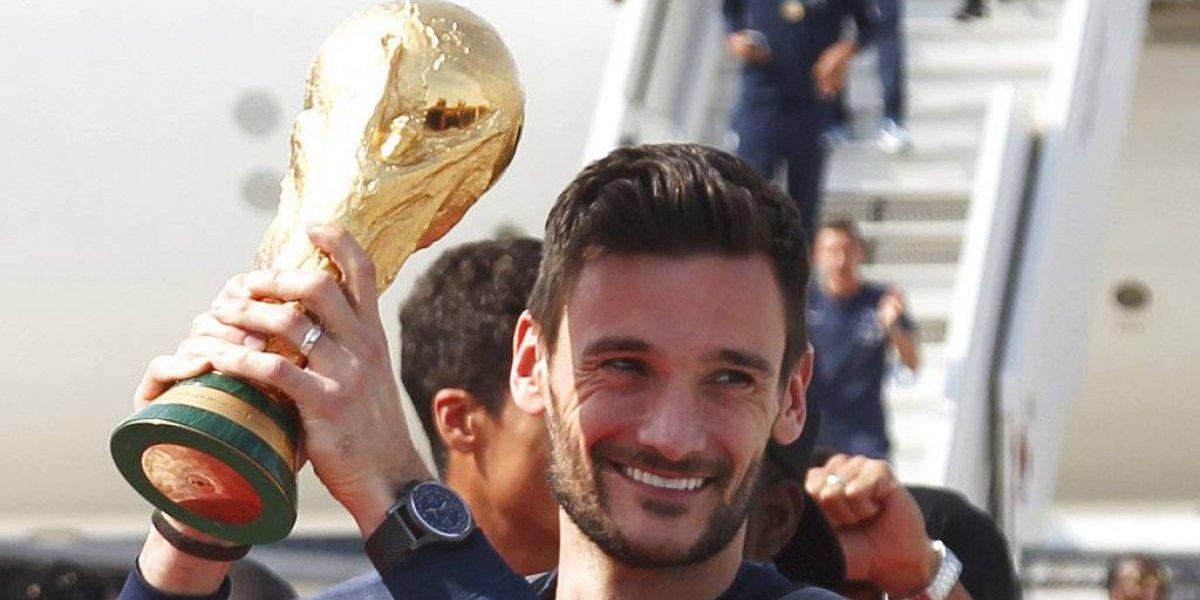Detienen al capitán de la selección de Francia