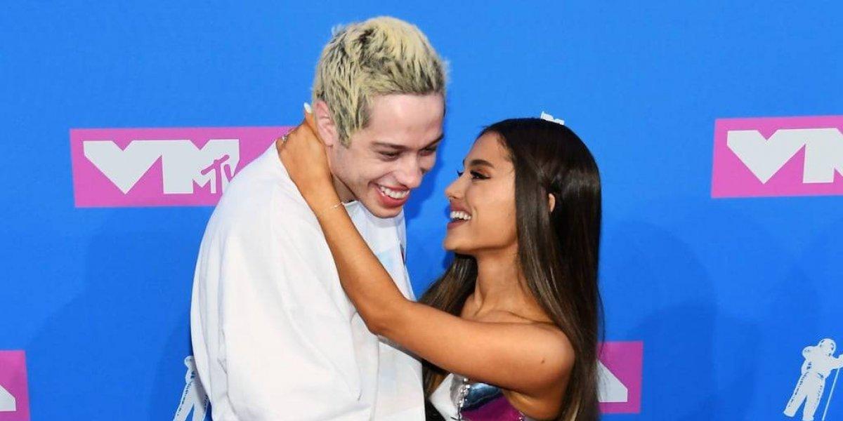 Ariana Grande termina su relación con Pete Davidson