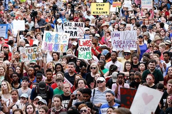 Más de nueve mil personas han muerto Foto: Getty Images