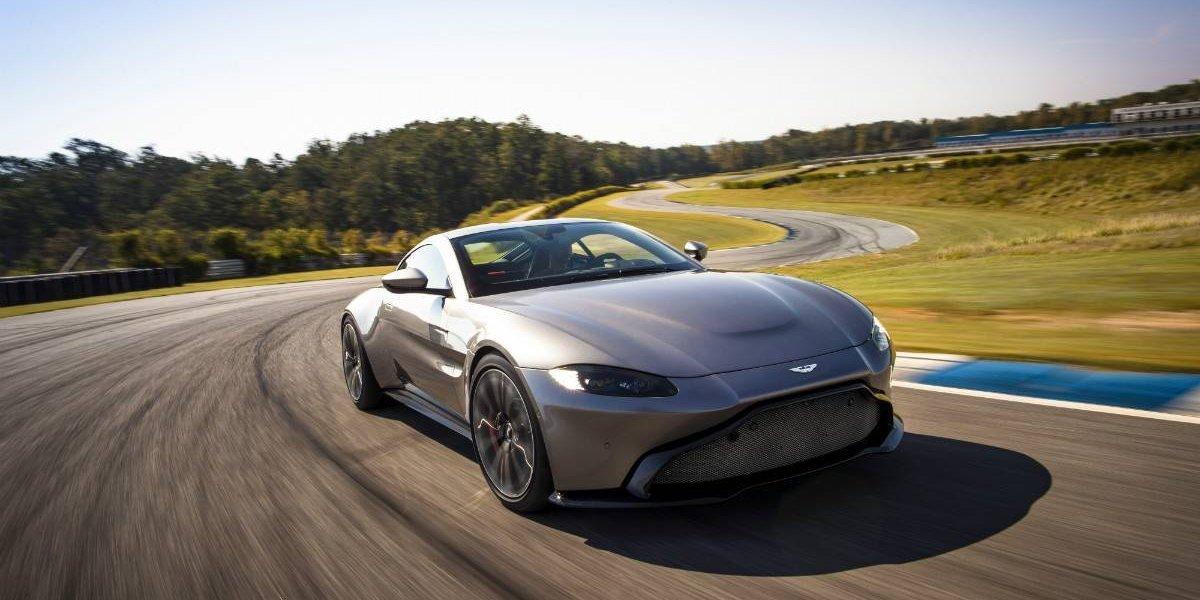 Aston Martin convierte a su Vantage en una máquina de deportividad