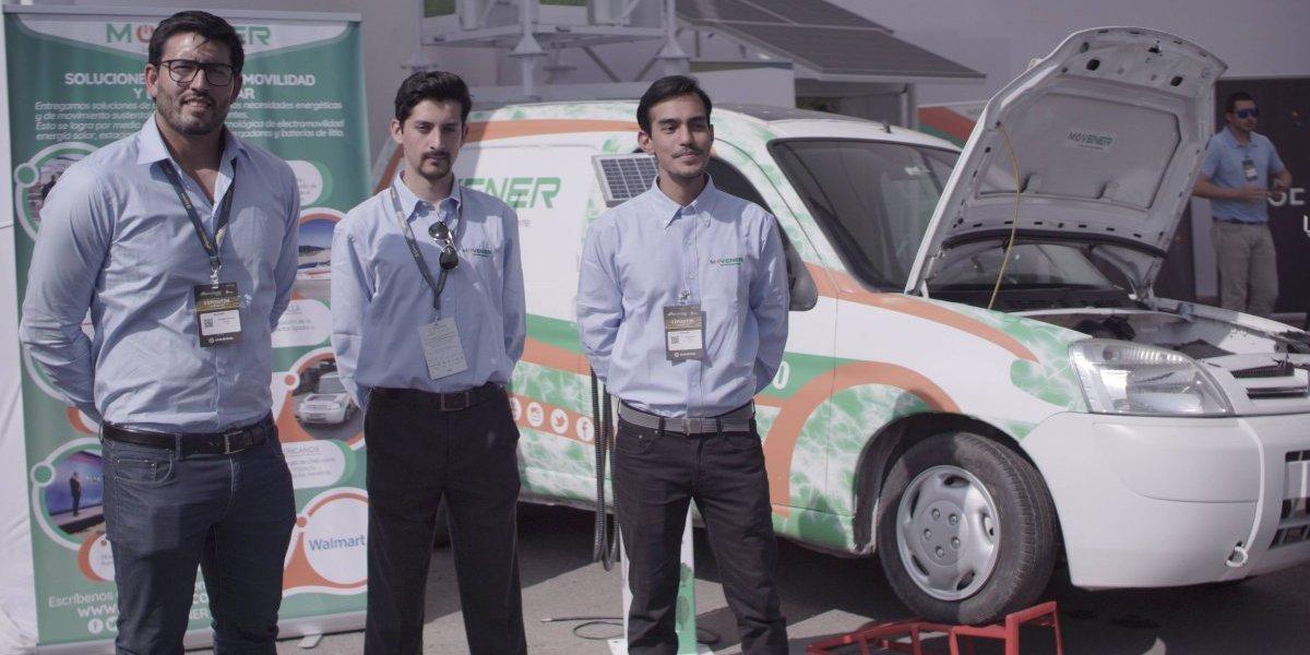Esta startup chilena convierte tu joyita antigua en un auto eléctrico