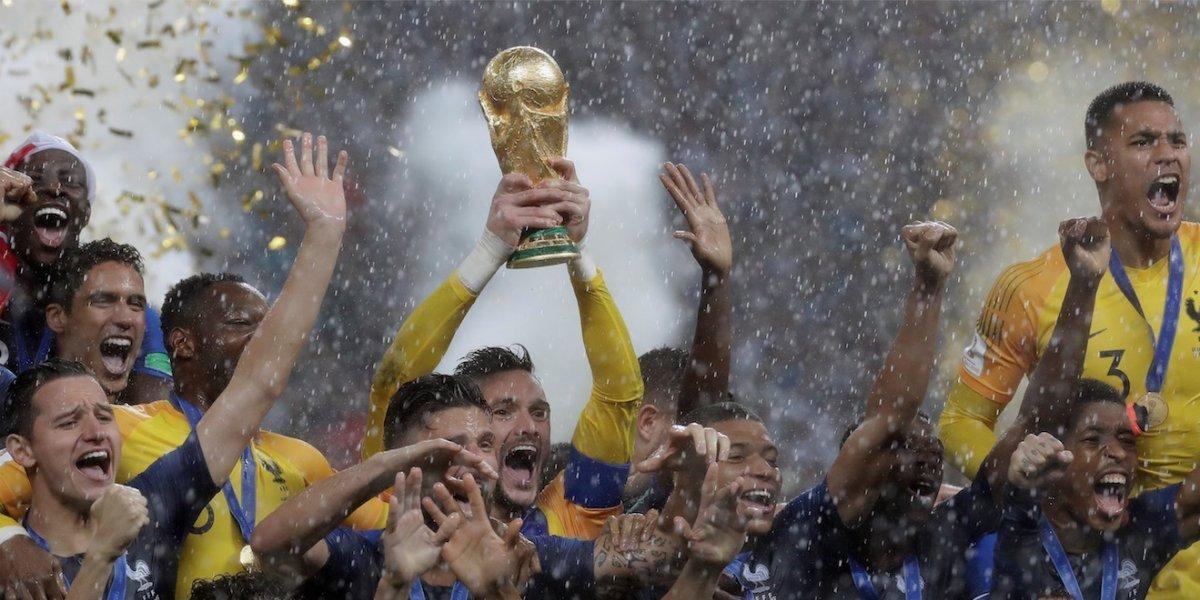 Campeón del mundo con Francia fue detenido en Londres