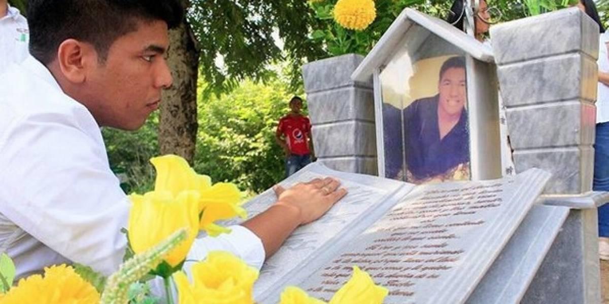 La dedicatoria de hermano de Kaleth Morales al cumplirse 13 años de su muerte