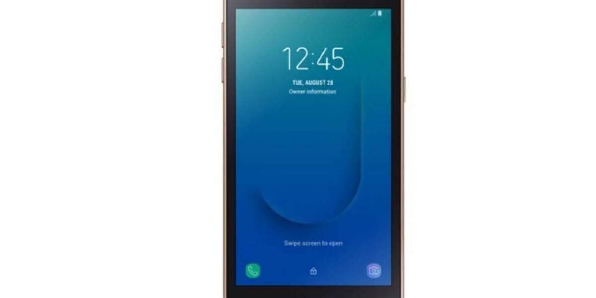 Samsung presenta su primer dispositivo móvil con Android Go