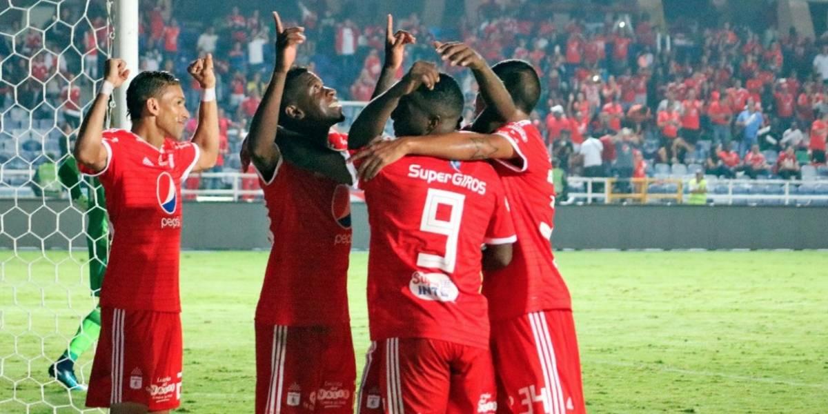 América contra Bucaramanga, duelo de resucitados en la fecha 9 de la Liga Águila