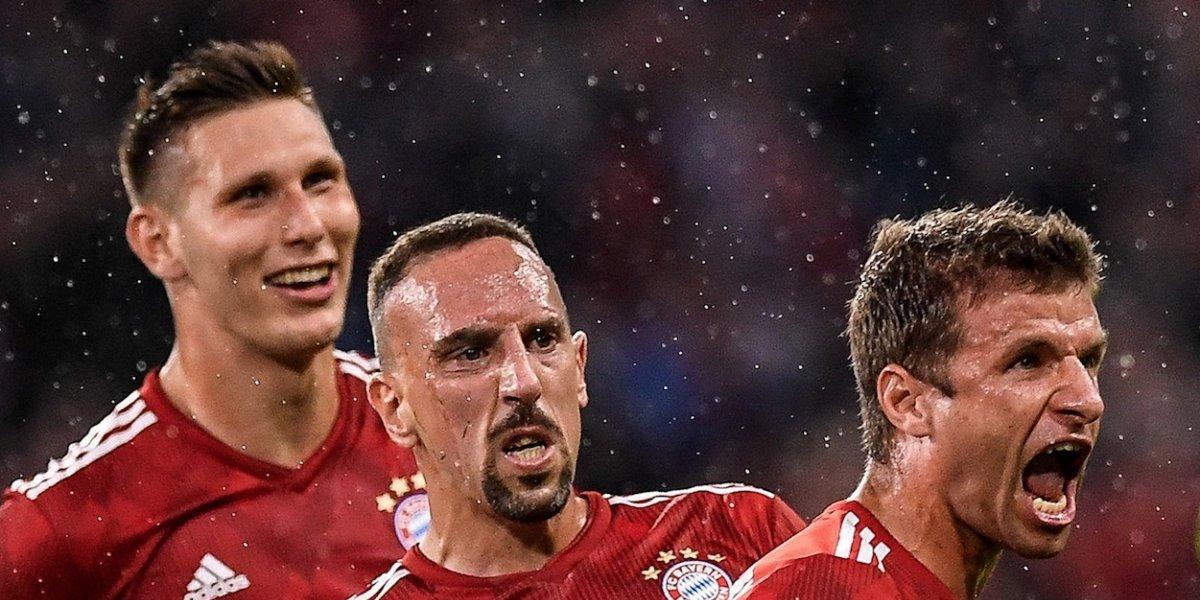 Escándalo en el debut del Bayern Múnich en la Bundesliga